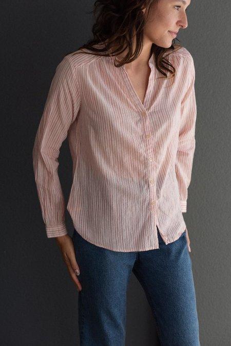 Bsbee Capri Shirt - Cherry Stripe