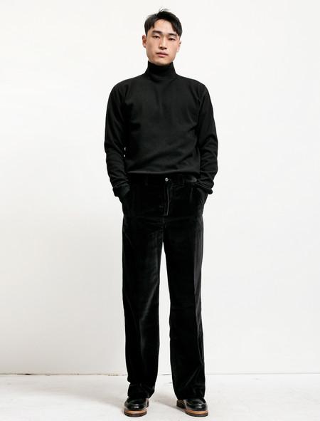 Our Legacy Sailor Pants - Black Velvet