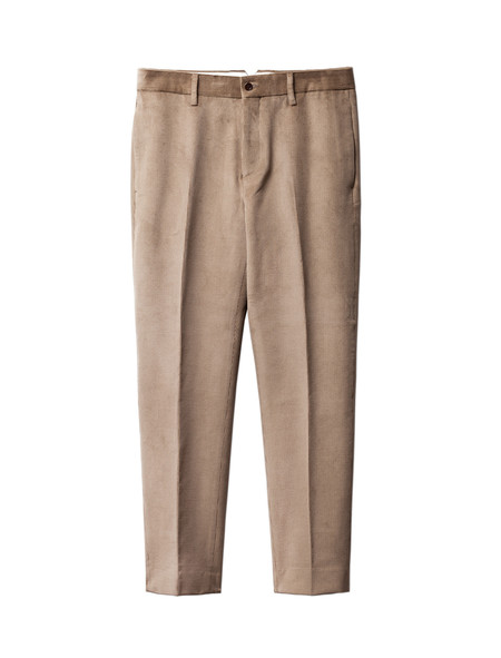 Acne Studios Stan Trouser Cord Taupe