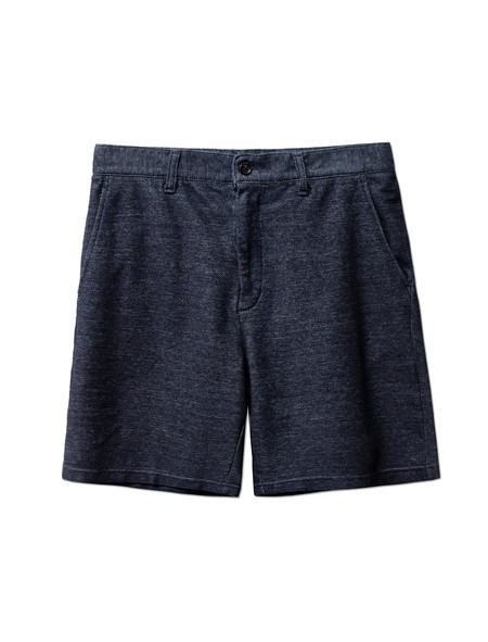 Niuhans Sweat Shorts Dark Indigo