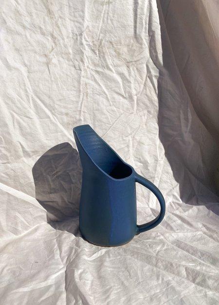 KATI VON LEHMAN pitcher - blue