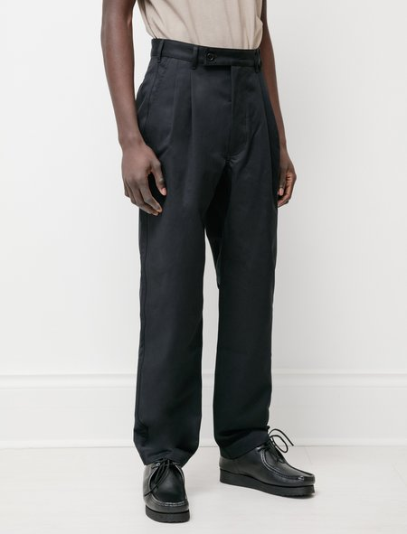 James Coward Pants for Pierre Beauger - Black