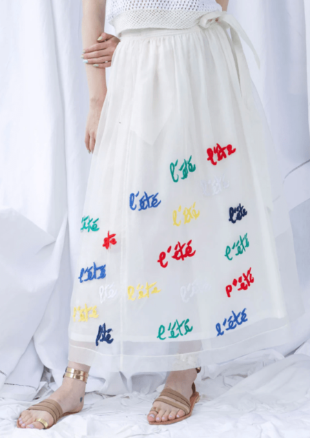 Mii Collection Marie Skirt - Multicolor