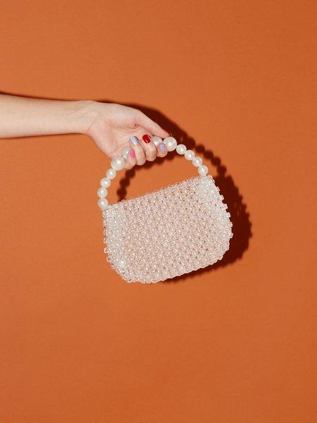 Respiro Studio James Handbag - Clear