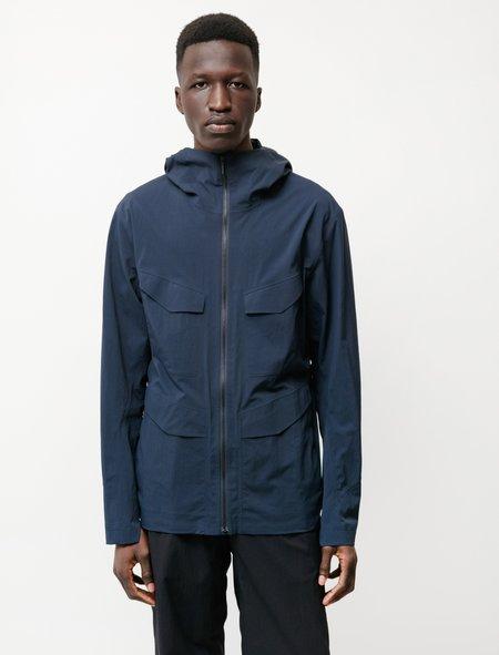 VEILANCE Spere LT Hoody jacket - Deep Navy