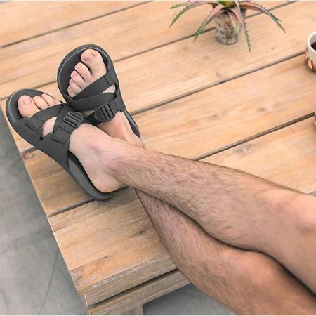 Chaco Chillos Slide Sandal - Black