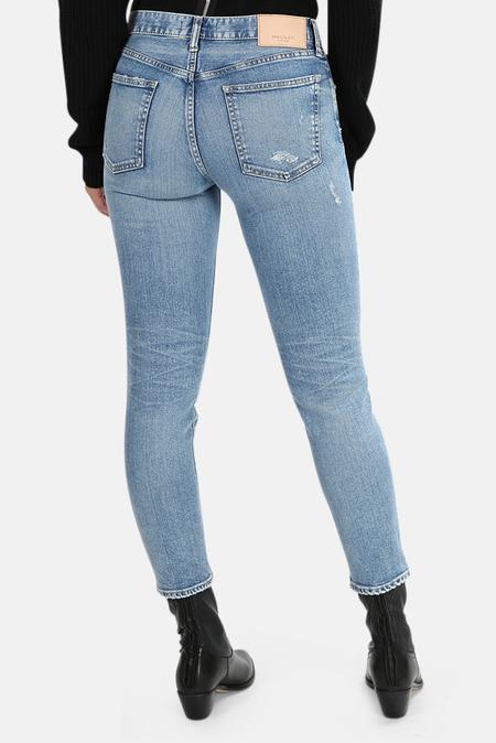 Moussy MV Edmond Skinny Jeans - Blue