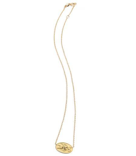 Renato Cipullo Volante Necklace  - 18k yellow gold
