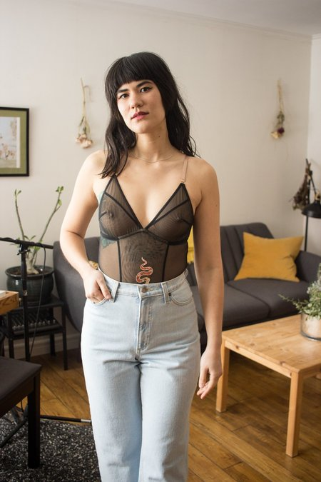 Lorette Lingerie Olympia Bodysuit