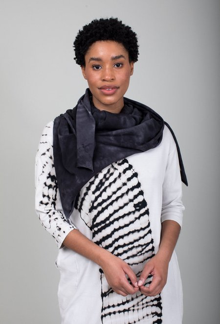 Raquel Allegra Jersey Scarf - Tie Dyed