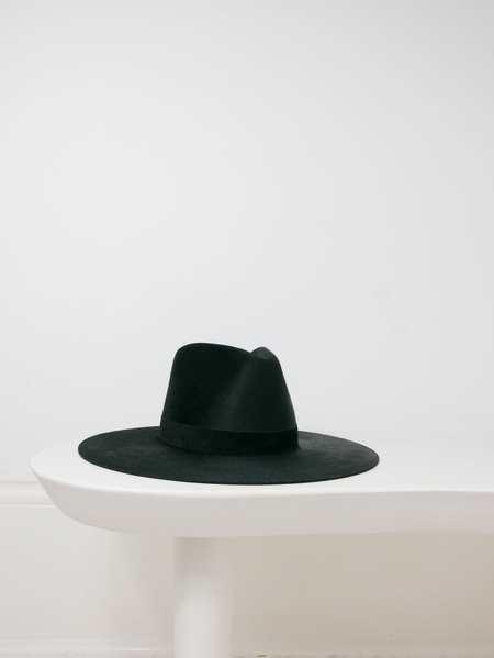 JANESSA LEONÉ Korin Hat - Black