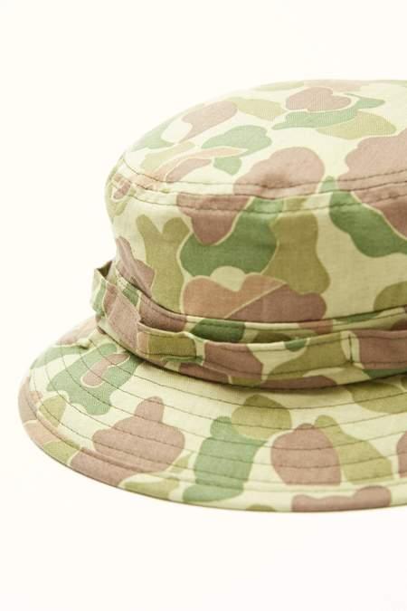 Beams Plus Jungle Hat - Hunter Camo