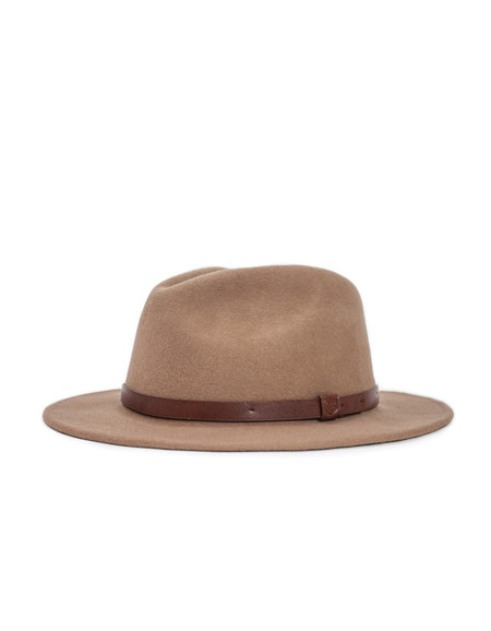 Brixton Messer Fedora Tan