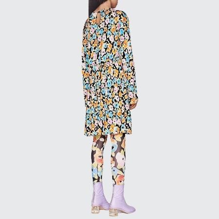 Stine Goya River Dress - WTRCLRFL