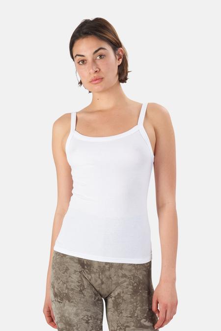Cotton Citizen Verona Tank Top - White