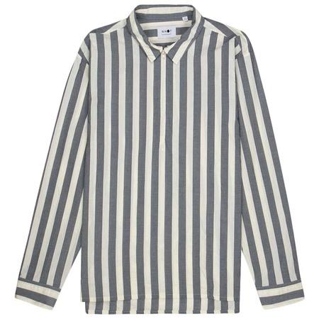 NN07 Archie Shirt - Multi Stripe