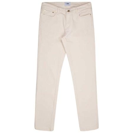 NN07 Slater Jeans - Ecru