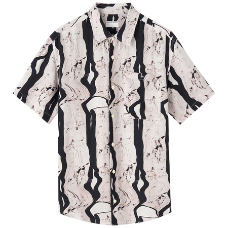 Tiger of Sweden Didon Artwork Shirt