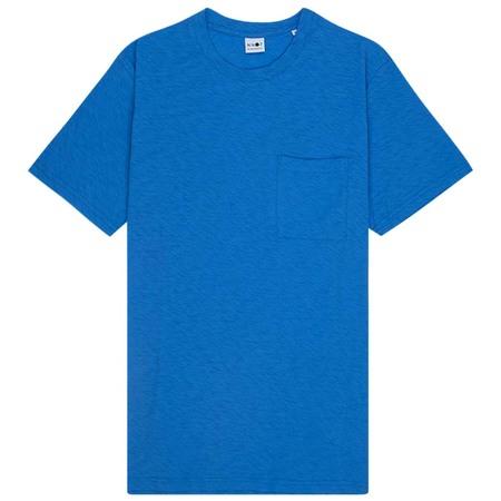NN07 Aspen Tee - Bright Blue