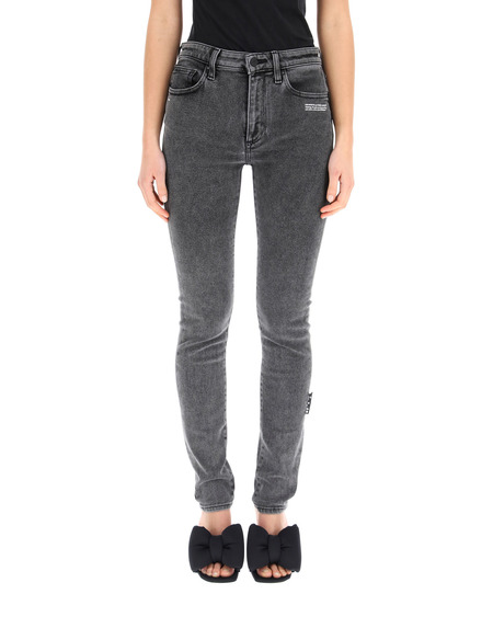 Off-White Skinny Jeans