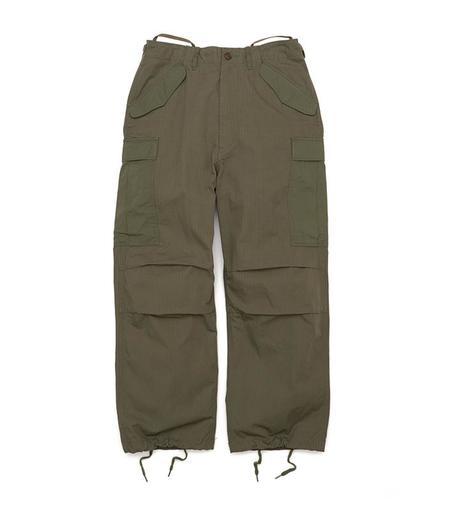 Nanamica Cargo Pants - Khaki