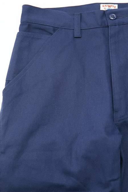 Randy's Garments Carpenter Pants - Navy