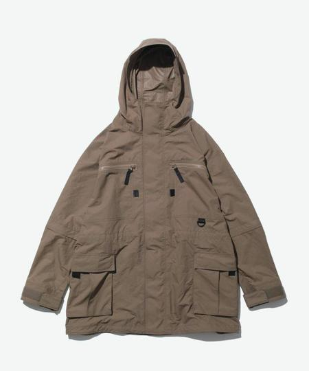 Wild Things Tactical Rip Coat - Taupe