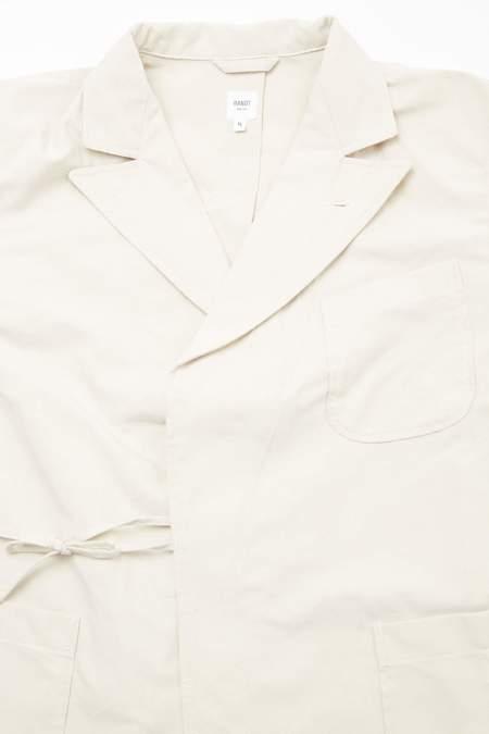 RandT Comfy Jacket - Tan CP Oxford