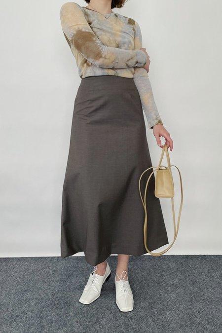 JOWA. Flare Midi Skirt