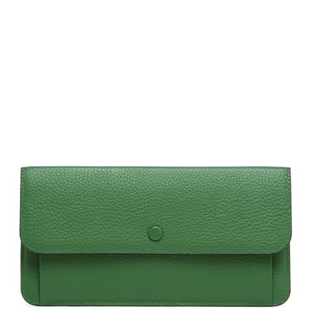 OAD Slim Wallet Clutch - Fern