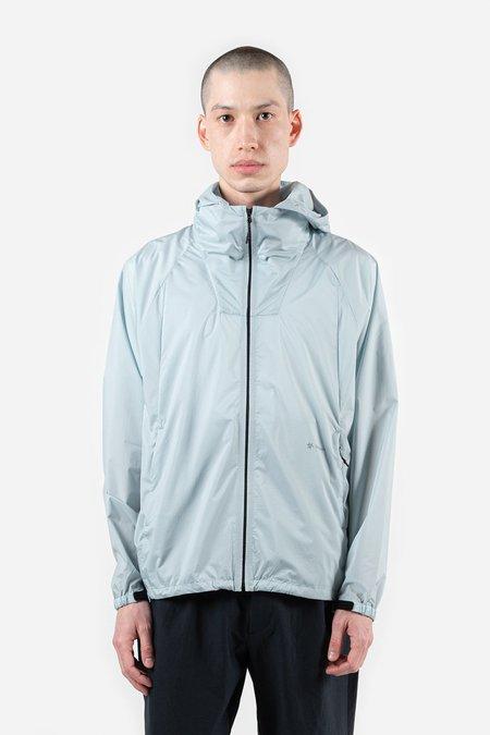 Goldwin Versatile W-Cloth Jacket - Vapor Gray