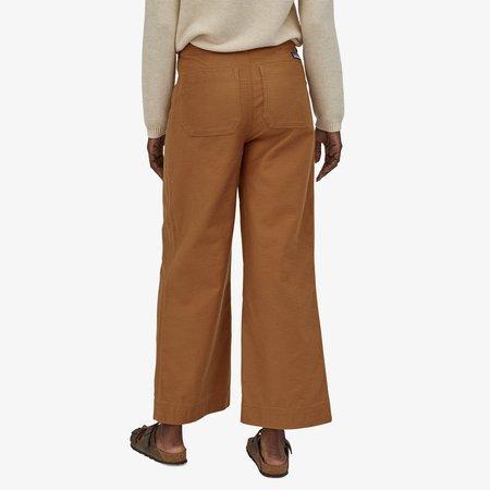 "Patagonia  28"" Organic Cotton Slub-Woven Pants - Earthworm Brown"