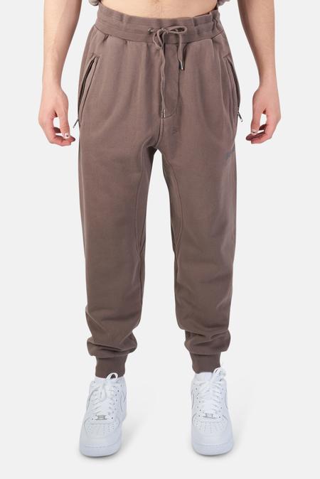 Ksubi Sign Of The Times Sweatpants - Nomad grey