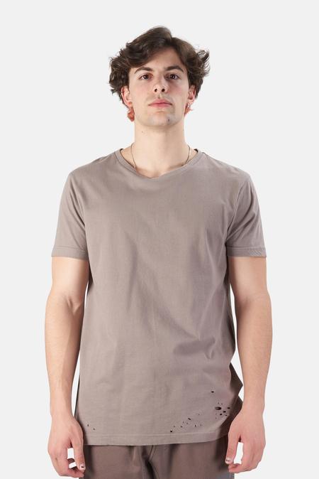 Ksubi Sioux T-Shirt - nomad grey