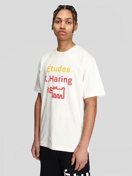 etudes Wonder Barking Dog T-Shirt - Off White