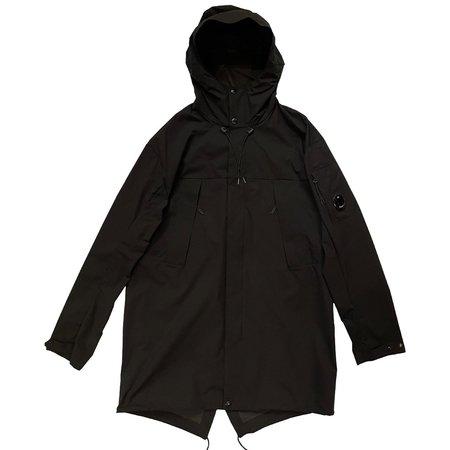 C.P. Company Pro-Tek Long Parka Jacket - Black