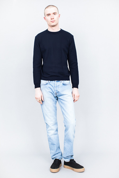 Stephan Schneider Jumper Rectangular Navy
