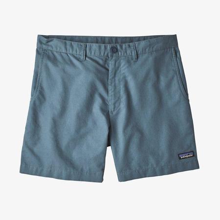 "Patagonia 6"" Lightweight All-Wear Hemp Shorts - Pigeon Blue"