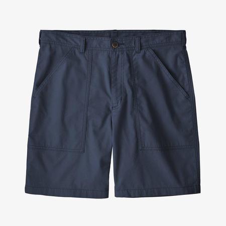 "Patagonia 8"" Organic Cotton Twill Utility Shorts - New Navy"