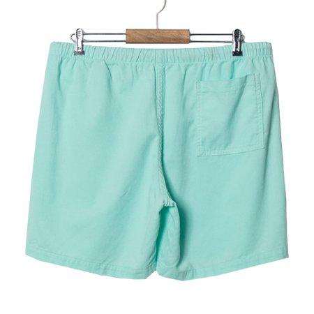La Paz Formigal Baby Cord Shorts -  Aqua Green