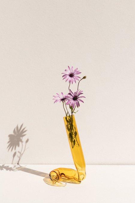 Thomas Maxam Abomination vase - Yellow