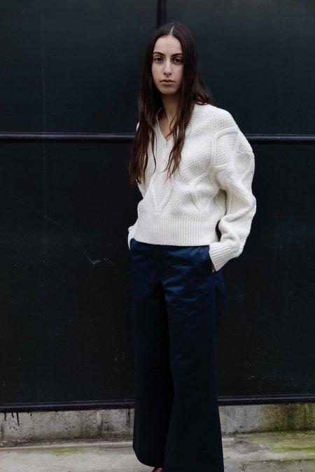 Soeur Melrose Pullover - Cream