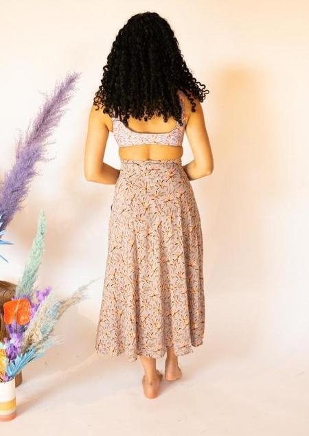 Acacia Birdie Top - Lily