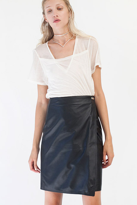 Shaina Mote At Land Wrap Skirt