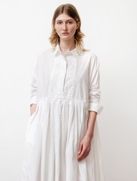 Casey Casey Womens Waga Box Dress - Paper White