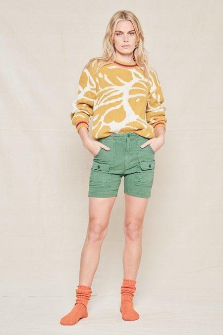 Mother Denim The Jumper sweater - Wild Palms