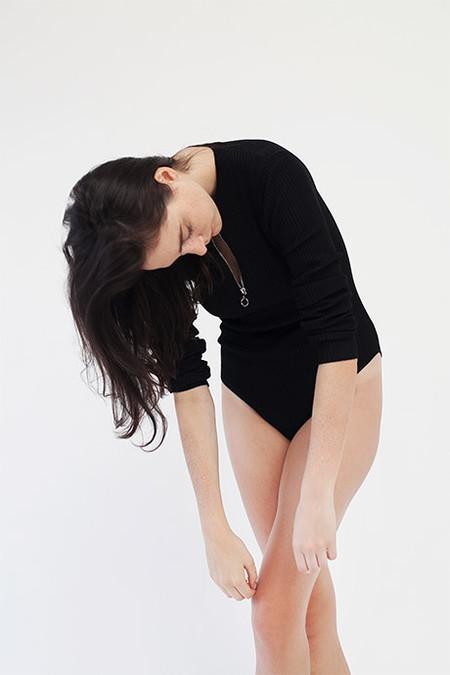 Pari Desai Tiff Knit Bodysuit