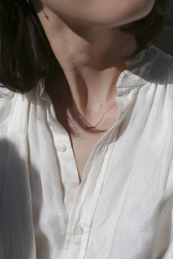Blanca Monrós Gómez Small Dainty Necklace