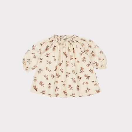 KIds Caramel Arowana Baby Dress - Ditsy Floral