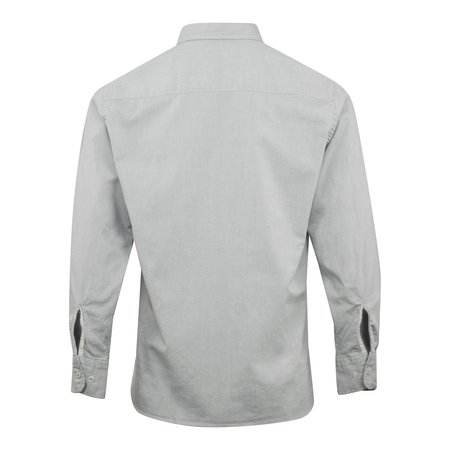 Universal Works Everyday Oxford Button Down Shirt - Grey